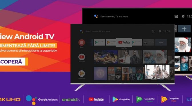Allview Android TV